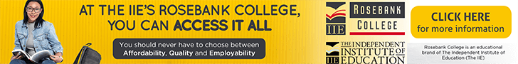 Rosebank College – Top Post Banner