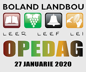 Boland Landbou OPENDAY – Rectangle