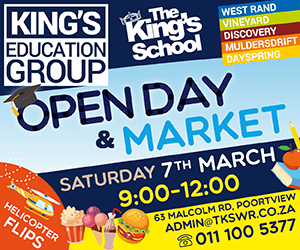 King's School Open day – Rectangle